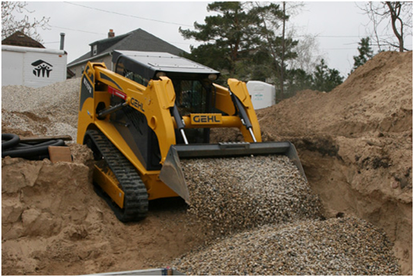 The New GEHL RT250 Compact Track Loader - Built from the