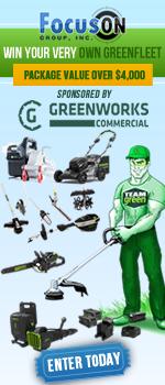 GREENWORKS - WIN YOUR VERY OWN GREENFLEET